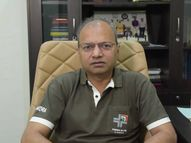 UP में 20 से 25 अप्रैल के बीच अपने पीक पर होगा कोविड संक्रमण; 17 मई के अपने न्यून स्तर पर होगा|कानपुर,Kanpur - Dainik Bhaskar