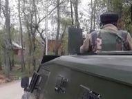 शोपियां और अनंतनाग में सुरक्षाबलों ने आतंकियों को घेरा, एक दिन पहले ही मार गिराए थे 5 दहशतगर्द|देश,National - Dainik Bhaskar