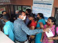 जयपुर में 350 वैक्सीनेशन सेंटर बंद, राज्य में सिर्फ आज का वैक्सीन स्टॉक; 24 घंटे में संक्रमण से 12 मौतें|राजस्थान,Rajasthan - Dainik Bhaskar