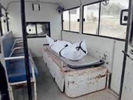 12 घंटे के अंदर दो बेटों की हुई मौत, मां और पिता वहीं थे पर न उठ सके न लिपट कर रो सके|जांजगीर,Janjgeer - Dainik Bhaskar