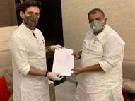 14 नेताओं ने डेडलाइन के 5 दिन बाद भी चिराग के नोटिस का जवाब नहीं दिया; इनमें राजेंद्र सिंह भी|पटना,Patna - Dainik Bhaskar