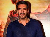 अजय देवगन ने रोकी 'मेडे' की शूटिंग, दोहा में शूट होना था फिल्म का आखिरी शेड्यूल|बॉलीवुड,Bollywood - Dainik Bhaskar