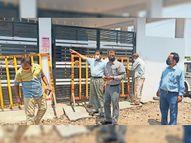 जिला अस्पताल में दो भोपाल में जिले के 1 कोरोना संक्रमित की मौत सीहोर,Sehore - Dainik Bhaskar