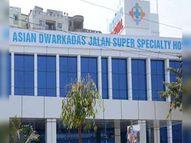असर्फी काे छाेड़ 4 निजी अस्पतालाें में आज से, काेविड मरीजाें का इलाज; उपायुक्त ने दिया निर्देश|धनबाद,Dhanbad - Dainik Bhaskar