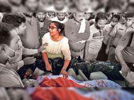 अपराधी को पकड़ने गए किशनगंज के थानेदार की प. बंगाल में पीटकर हत्या|पटना,Patna - Dainik Bhaskar