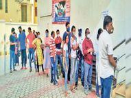 रिम्स ने 5 दिनों में जांचे 3000 सैंपल, निजी लैब में हुए 5000 से अधिक टेस्ट रांची,Ranchi - Dainik Bhaskar