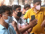 हाथ जाेड़े खड़े रहे लोग, डॉक्टर ने ही कहा- मेरी मां मर जाएगी, तब दोगे इंजेक्शन, 'सरकार' बोली- इससे न मौत रुकती है और न ये इलाज है भोपाल,Bhopal - Dainik Bhaskar