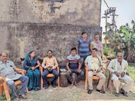नागरिकों ने की सुदना जलापूर्ति केंद्र को दुरूस्त कराने की मांग मेदिनीनगर,Medininagar - Dainik Bhaskar