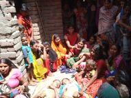 खेत में नीलगाय के लिए बिछाए गए थे करंट वाले कंटीले तार; करंट की चपेट में आने दोनों की मौके पर ही मौत|पटना,Patna - Dainik Bhaskar