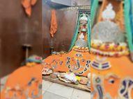 फेरों पर संशय; होटल-गार्डनों में 10 करोड़ रुपए फंसे, 3 हजार से ज्यादा शादियां प्रभावित|उज्जैन,Ujjain - Dainik Bhaskar