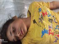 30 मिनट किले से नीचे झाड़ियों में अटकी रही जिंदगी, पुलिस ने रेस्क्यू कर बचाई युवती की जान|ग्वालियर,Gwalior - Dainik Bhaskar