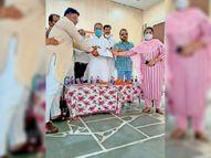 'रक्तदान का महत्व कभी कम नहीं हो सकता, मानवता की बहुत बड़ी सेवा' करनाल,Karnal - Dainik Bhaskar