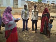 जिले में 87 नए संक्रमित मिले, कुल कोरोना पॉजिटिव 10 हजार पार; रोकथाम के प्रयास का असर नजर नहीं आ रहा|सीकर,Sikar - Dainik Bhaskar