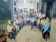 सीजीपीसी प्रधान पद पर बने रहेंगे गुरमुख सिंह मुखे, कोल्हान के 88 प्रतिशत गुरुद्वारों ने दी सहमति|जमशेदपुर,Jamshedpur - Dainik Bhaskar