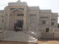 नवरात्रि पर श्रद्धालुओं के लिए बंद रहेगा मूंडवा का प्रसिद्ध बड़ माता मंदिर; कोरोना के बढ़ते खतरे को देखते हुए मंदिर संस्था का निर्णय नागौर,Nagaur - Dainik Bhaskar