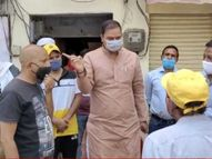 भीड़ हाेने पर इंसीडेंट कमांडेंट लगा सकेंगे काेराेना कर्फ्यू, 700 पुलिसकर्मी भी रहेंगे तैनात ग्वालियर,Gwalior - Dainik Bhaskar