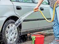 पानी की बर्बादी करने पर 15 से होगा चालान, तीसरी बार कटेगा कनेक्शन मोहाली,Mohali - Dainik Bhaskar