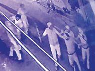 एसएचओ के मुंह पर मारे मुक्के, नाक से खून आया,माडल हाउस में मर्चेंट नेवी कर्मी और पुलिसकर्मी में हाथापाई, एफआईआर में आरोप- एके-47 छीनने की कोशिश|जालंधर,Jalandhar - Dainik Bhaskar