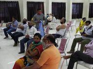 रीवा जिले में कोविड 19 का नया रिकार्ड, एक साथ मिले 166 पॉजिटिव केस|रीवा,Rewa - Dainik Bhaskar
