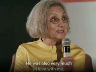 मां आनंद शीला ने कहा- 'ओशो भी मुझसे बहुत प्यार करते थे', करन जौहर ने शेयर किया डॉक्युमेंट्री का ट्रेलर|बॉलीवुड,Bollywood - Dainik Bhaskar