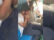 बस खलासी ने बहन के साथ की थी छेड़खानी, इसलिए भाइयों से हुए झगड़े में लगा चाकू|पटना,Patna - Dainik Bhaskar