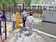 डीसी धर्मेंद्र ने दिए निर्देश - पानी काे ट्रीटमेंट किए बिना नालाें में छाेड़ने वाली फैक्ट्रियां सील करें|पानीपत,Panipat - Dainik Bhaskar