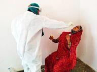 अब तक 157 की मौत, संक्रमित मरीजों का आंकड़ा 18 हजार पार|उदयपुर,Udaipur - Dainik Bhaskar
