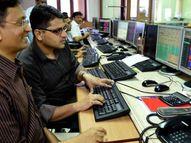 सेंसेक्स 660 पॉइंट ऊपर 48,544 पहुंचा; निफ्टी भी 194 पॉइंट चढ़ा, M&M का शेयर 7.8% ऊपर मार्केट,Market - Dainik Bhaskar