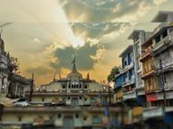 लगातार तीसरे दिन रात का पारा 20 के पार, दिन भी तप रहे|उज्जैन,Ujjain - Dainik Bhaskar