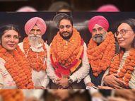 मंत्री बलबीर सिंह सिद्धू के भाई अमरजीत जीती को मेयर बनाया तो वरिष्ठ कांग्रेसी जैन ने किया बाॅयकॉट मोहाली,Mohali - Dainik Bhaskar