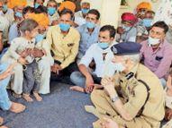 सभी दस तस्करों के नाम-पते मिले, राजसमंद के जंगल और जाेधपुर के गांवों में दबिश 5 संदिग्ध हिरासत में|भीलवाड़ा,Bhilwara - Dainik Bhaskar