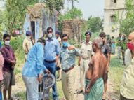 न्यू हाजीपुर-मुजफ्फरपुर बायपास के निर्माण के लिए खाली कराई जमीन|मुजफ्फरपुर,Muzaffarpur - Dainik Bhaskar