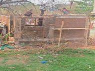 सोनासांवरी में दीवार उठाने का मामला, एसडीओ रेवेन्यू का स्टे आदेश यथावत होशंगाबाद,Hoshangabad - Dainik Bhaskar