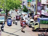 पिछले साल पुराने शहर के बुधवारा, भोईपुरा, इतवारा और इस्लामपुरा में 800 पॉजिटिव हुए थे, 12 ने जान भी गंवाई थी, लेकिन अब यहां जीरो केस|भोपाल,Bhopal - Dainik Bhaskar