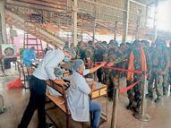 833 नए मरीज, पहली बार 21 मौत; 12 दिन में 6423 लोग कोरोना पॉजिटिव हुए, 126 इलाकों के लोग आए हैं चपेट में|बिलासपुर,Bilaspur - Dainik Bhaskar