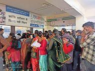 तीन गुणा हुई जिले में काेराेना की रफ्तार, मार्च में 2 ताे अप्रैल में 8 फीसदी से बढ़ रहा|शिमला,Shimla - Dainik Bhaskar
