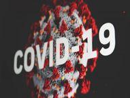 1552 नए संक्रमित मिले इंदौर में, 18% पर पहुंचा पॉजिटिव रेट, 7 दिन में मिले 7762 मरीज इंदौर,Indore - Dainik Bhaskar