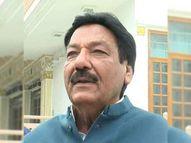 मंत्री चौ. रणजीत ने समाधान के लिए फ्रंट ऑफिस स्थापित करने का दिलाया भरोसा|गुड़गांव,Gurgaon - Dainik Bhaskar