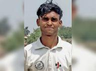 प्रियेश की शतकीय पारी से भारती ने गायत्री को हराया|मुजफ्फरपुर,Muzaffarpur - Dainik Bhaskar