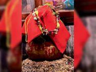 सर्वार्थ सिद्धि व अमृत सिद्धि योग में आई माता शक्ति; आज मां दुर्गा के दूसरे स्वरूप ब्रह्मचारिणी देवी की होगी पूजा भागलपुर,Bhagalpur - Dainik Bhaskar