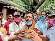 हड़ताल खत्म, बिहार की तर्ज पर होमगार्डों को मिलेगा लाभ जमशेदपुर,Jamshedpur - Dainik Bhaskar
