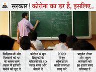 घर के बगल के स्कूल में हाजिरी बनाने की मांगी छूट, आरा विवि में वर्क फ्रॉम होम की उठी मांग|पटना,Patna - Dainik Bhaskar