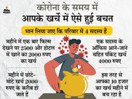 छोटी-छोटी बचत लंबे समय में एक अच्छा फंड तैयार कर सकती है, अपनी बचत का ऐसे करें उपयोग इकोनॉमी,Economy - Dainik Bhaskar