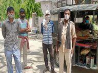 बेगूसराय में अपराधियों ने पहले महिला को जमकर पीटा, फिर गला दबाकर मार डाला बिहार,Bihar - Dainik Bhaskar