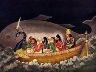 भगवान विष्णु ने हिमालय से निकलने वाली पुष्पभद्रा नदी के किनारे लिया था मत्स्य अवतार|धर्म,Dharm - Dainik Bhaskar