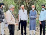 सर्वाधिक एईएस प्रभावित जिले के तीन प्रखंडों के 300 घरों में उमस-तापमान जांचने के लिए लगेगा सेंसर|मुजफ्फरपुर,Muzaffarpur - Dainik Bhaskar