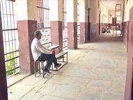 पाॅजिटिव शिक्षक पहुंचा काउंसलिंग में, ऐसी लापरवाही से ही फैल रहा संक्रमण|कोटा,Kota - Dainik Bhaskar