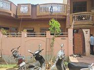 बदमाशाें की तरह घराें में घुस दाे माेबाइल विक्रेताओं काे उठा ले गई हरियाणा पुलिस|अलवर,Alwar - Dainik Bhaskar