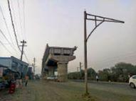 सर्विस रोड बनेगी, रसूलिया फाटक पर कुछ दिनों तक डायवर्ट रहेगा ट्रैफिक होशंगाबाद,Hoshangabad - Dainik Bhaskar