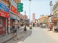 बंद रहे सारे बाजार, सड़काें पर कम रही वाहनाें की आवाजाही|अलवर,Alwar - Dainik Bhaskar